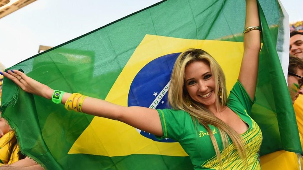 brazil world cup 2014 women fans