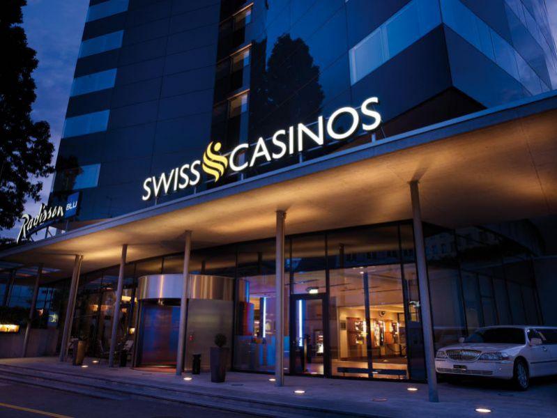 Swiss Casinos St Gallen Aussen 1