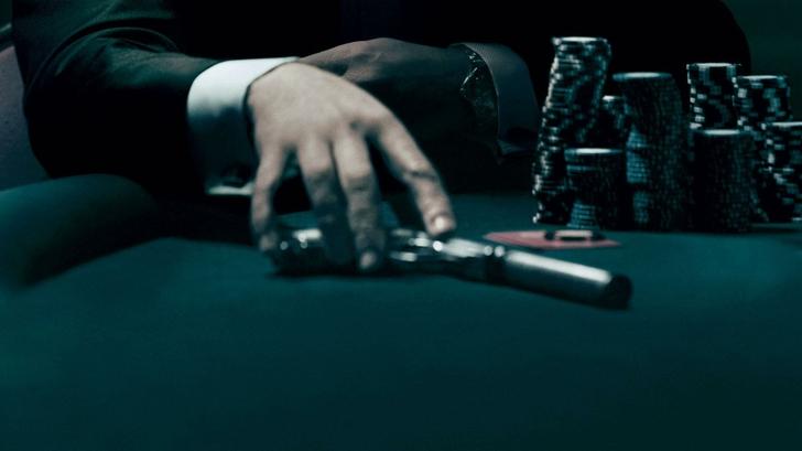 poker gun